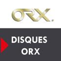 DISQUES ORX