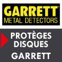PROTÈGES DISQUES GARRETT